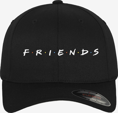Mister Tee Cap ' Friends' in Black / White, Item view