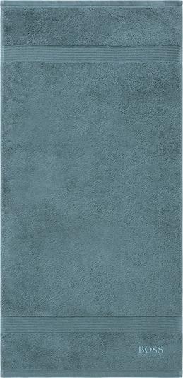 BOSS Home Handtuch im Set 'LOFT' in blau / pastellblau, Produktansicht