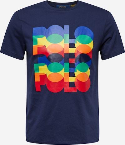 Polo Ralph Lauren Shirt in blau / navy / gelb / grün / rot, Produktansicht