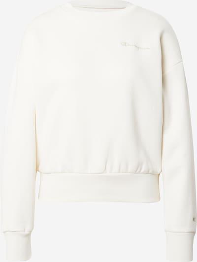Champion Authentic Athletic Apparel Sweatshirt in Cream, Item view