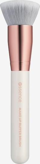 Essence Foundationpinsel in rosegold / weiß, Produktansicht