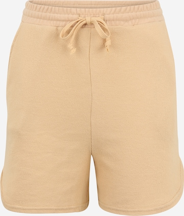 Pieces Tall Pants 'LYN' in Brown