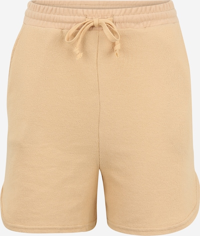 Pieces Tall Shorts 'LYN' in sand, Produktansicht