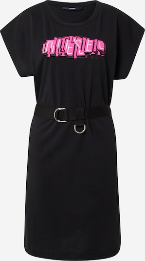 DIESEL Ljetna haljina 'EASIEL' u roza / crna, Pregled proizvoda