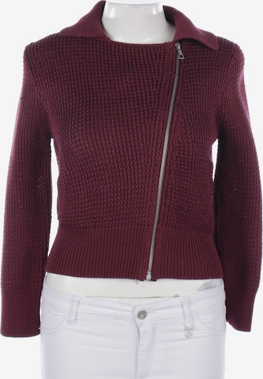 Dries Van Noten Sweater & Cardigan in M in Bordeaux, Item view