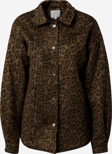 VILA Bluzka w kolorze brązowy / czarnym, Podgląd produktu