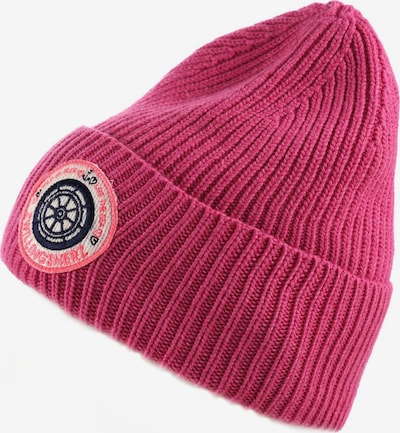Zwillingsherz Beanie in Mixed colors / Wine red, Item view