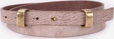 BA98 Ledergürtel in pink, Produktansicht