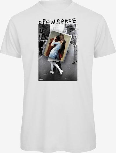 Openspace Shirt in mischfarben, Produktansicht