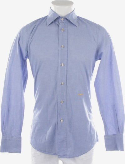 0039 Italy Businesshemd in S in blau / weiß, Produktansicht