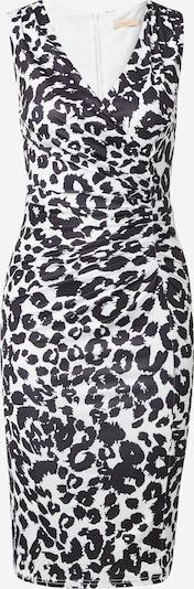 Skirt & Stiletto Koktel haljina 'Ines' u noćno plava / bijela, Pregled proizvoda
