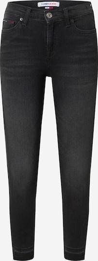 Tommy Jeans Kavbojke 'NORA' | črn denim barva, Prikaz izdelka