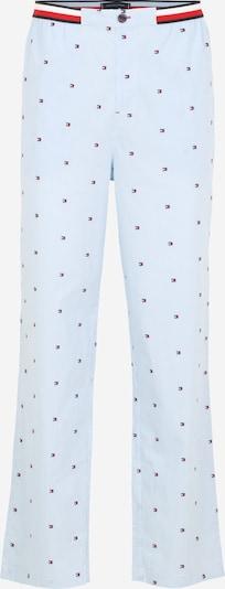Tommy Hilfiger Underwear Pyjamahose en navy / hellblau / rot / weiß, Vue avec produit