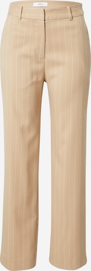 """""""Chino"""" stiliaus kelnės 'KAFIR' iš Envii, spalva – smėlio spalva / balta, Prekių apžvalga"""