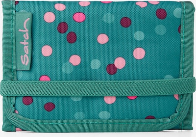 Satch Wallet in Turquoise / Mixed colors, Item view