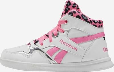 Reebok Classic Sneaker in pink / silber / weiß, Produktansicht