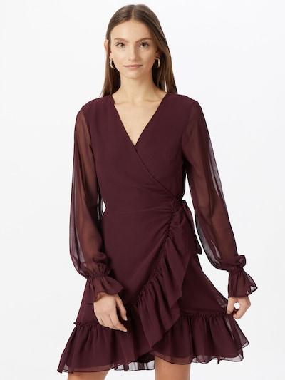 Gina Tricot Kleid 'Julianna' in bordeaux, Modelansicht