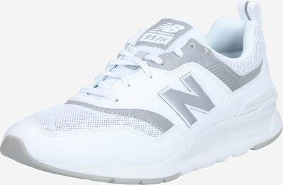 ezüst / fehér new balance Rövid szárú edzőcipők, Termék nézet