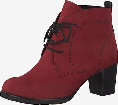 MARCO TOZZI Stiefelette in rot, Produktansicht