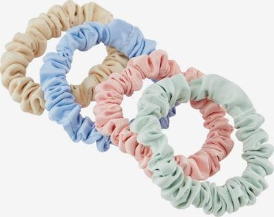 PIECES Dodatki za lase | bež / modra / meta / svetlo roza barva, Prikaz izdelka