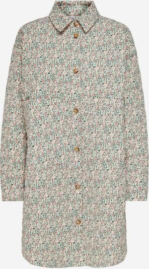 ONLY Jacke in hellgrün / rosa / weiß, Produktansicht