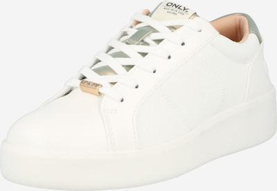 fehér ONLY Rövid szárú edzőcipők 'SOUL', Termék nézet
