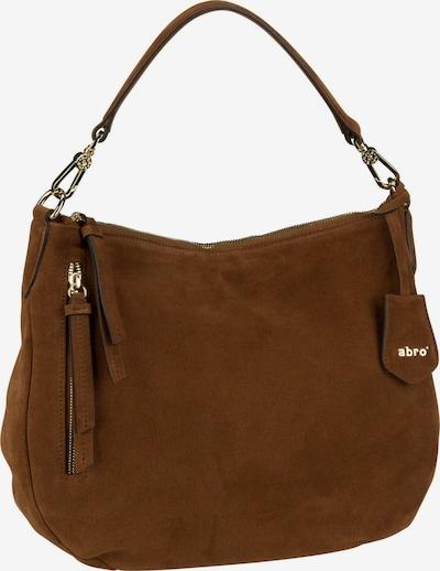 ABRO Handtasche in braun, Produktansicht