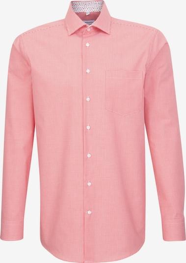 SEIDENSTICKER Hemd in pink / weiß, Produktansicht