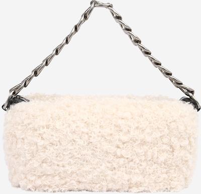 PATRIZIA PEPE Дамска чанта в черно / естествено бяло, Преглед на продукта