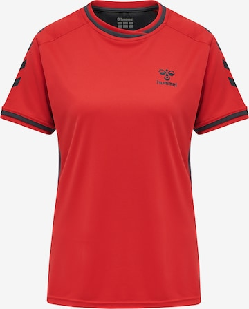 Hummel Shirt in Rot