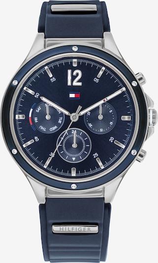TOMMY HILFIGER Zegarek analogowy 'Eve' w kolorze ciemny niebieski / srebrnym, Podgląd produktu