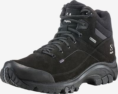 Haglöfs Boots 'Ridge Mid GT' in de kleur Grijs / Zwart, Productweergave