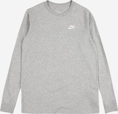 Bluză de molton 'Futura' Nike Sportswear pe gri, Vizualizare produs