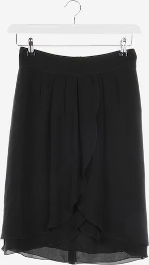 ARMANI Seidenrock in XS in schwarz, Produktansicht