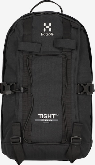 Haglöfs Sportrugzak 'Tight Pro ' in de kleur Zwart / Wit, Productweergave