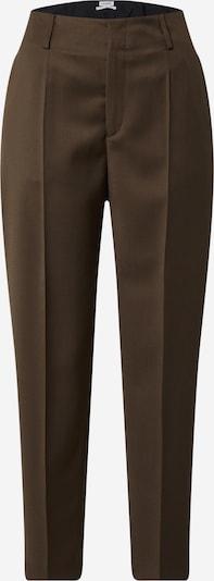 Filippa K Pantalon 'Karlie' in de kleur Olijfgroen, Productweergave