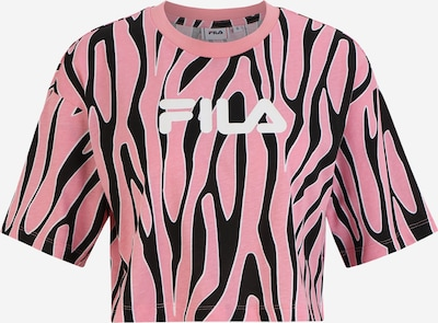 FILA Majica 'EPONA' u roza / crna / bijela, Pregled proizvoda