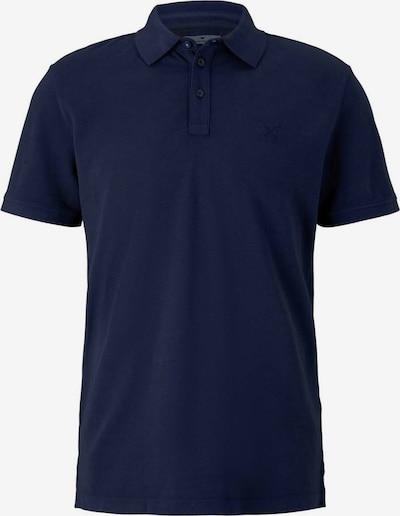 TOM TAILOR Shirt in de kleur Nachtblauw, Productweergave