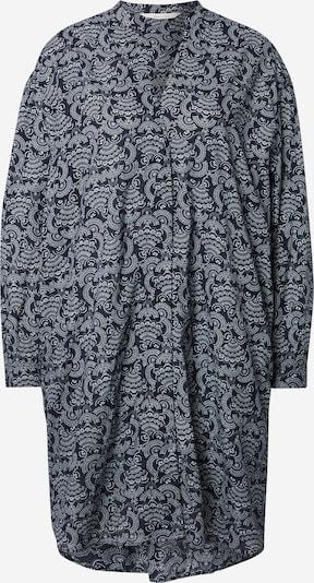 Marc O'Polo Kleid in marine / weiß, Produktansicht
