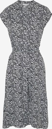 ETERNA Blusenkleid in schwarz / weiß, Produktansicht