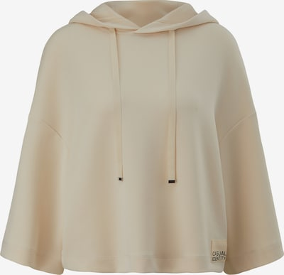 comma casual identity Sweatshirt in Cream, Item view