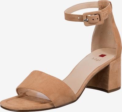 Sandale Högl pe bej, Vizualizare produs