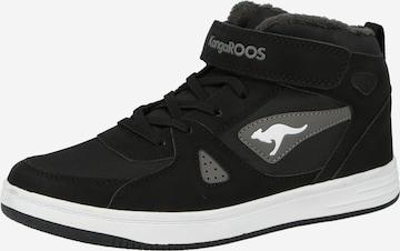 KangaROOS Sneaker 'Kalley' in Schwarz
