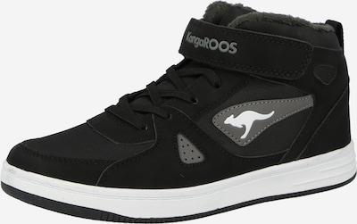 KangaROOS Sneaker 'Kalley' in grau / schwarz / weiß, Produktansicht