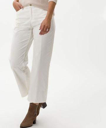 BRAX Hose 'Maine' in Weiß