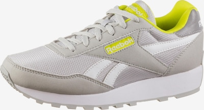Reebok Sport Sneaker in neongelb / grau / weiß, Produktansicht