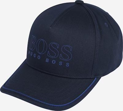 BOSS Casual Pet 'Novel' in de kleur Navy / Royal blue/koningsblauw, Productweergave