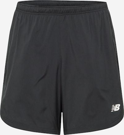 Pantaloni sportivi new balance di colore nero, Visualizzazione prodotti