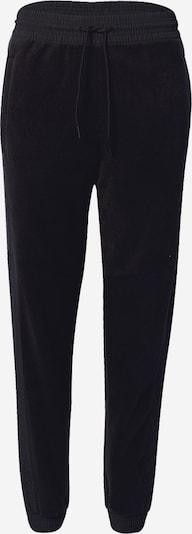 REEBOK Športne hlače | črna barva, Prikaz izdelka