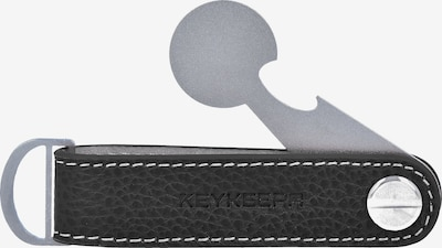 Keykeepa Schlüsselmanager 'Loop ' in schwarz, Produktansicht